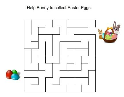 photo regarding Easter Maze Printable referred to as Absolutely free Printable Mazes for Young children Educate Baby Study - Building