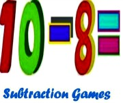 subtraction games and activities