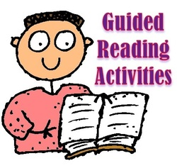 guided reading activities to form reading habit