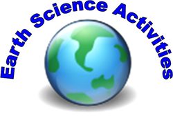 earth science activities logo