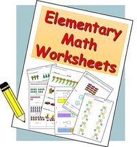 free elementary math worksheets