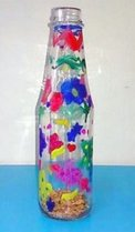 glass bottle craft