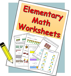 elementary math worksheets